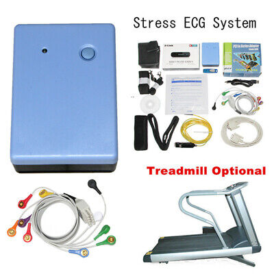 Contec8000s 12 Lead Stress Ecg Analysis Systemexercise Equipmentsoftware 2019