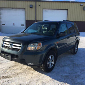 2006 Honda EXL AWD SUV SAFETIED CLEAN