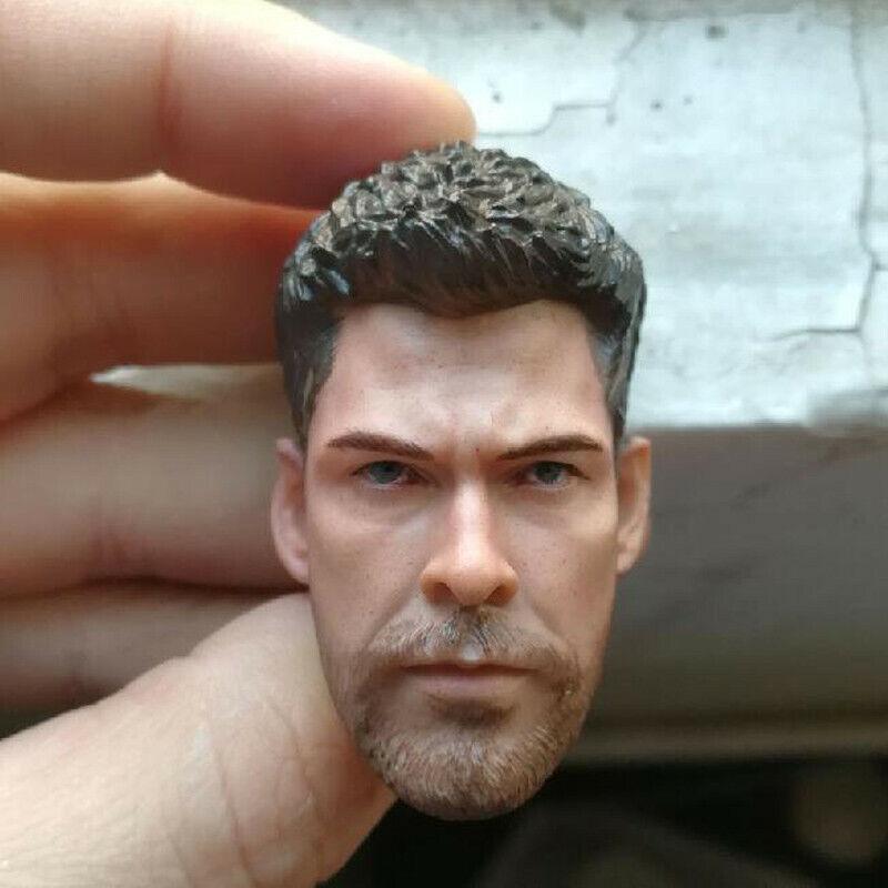 """Custom 1//6th The Avengers Thor HeadSculpt For 12/"""" Men/'s Action Figure Doll Toys"""