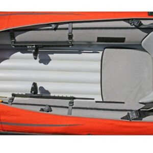 Adjustable foot peg for kayak---reduced