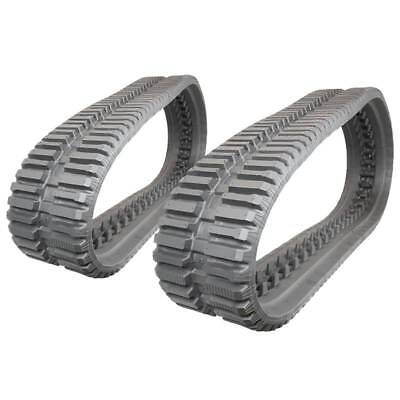 Pair Of Prowler Takeuchi Tl230 At Tread Rubber Tracks - 320x86x52 - 13