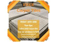 BIG GIVEAWAY! FREE CARPET TILES, MAINLY GREY COLOURS.