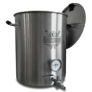 15 GALLON WELDED BREW KETTLE WITH AWARD WINNING BEER KIT