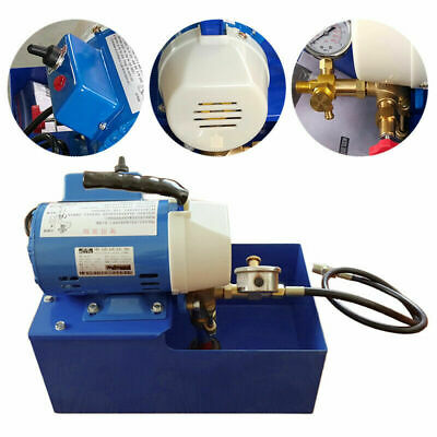 Dsy-25 110v150w 2.5mpa 1440rmin Hydraulic Piston Electric Pressure Test Pump