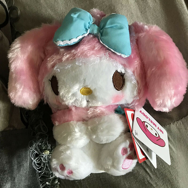 Cute My Melody Plush Doll Stuffed Toy Figure Kid