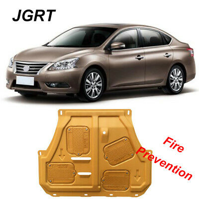 For Nissan Sentra Sylphy Engine Splash Guards Shield Mud Flaps Fenders 2010 2018