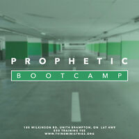 Learn to Prophecy - Prophetic Bootcamp - True Vine Ministries