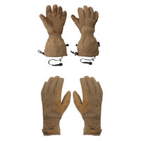 NEW Outdoor Research Super Couloir Gloves Set GORE-TEX BLACK OBO
