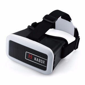 Habor 3D VR Virtual Reality Glasses