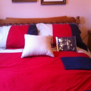 Roots Comforter for Double Bed