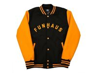 Funhaus Varsity Sports Jacket - XL - NEW Rooster Teeth