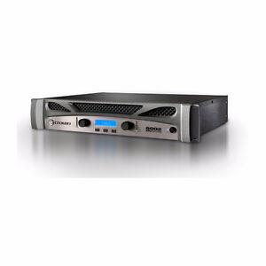 CROWN  xti-6000 2-channel Power Amplifier - NEW in box