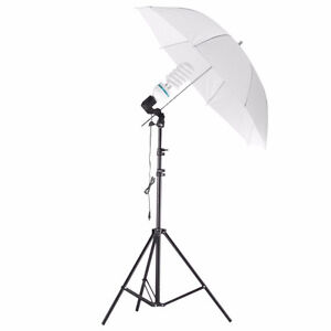 Photo Studio Video Umbrella Light Lighting Stand Kit Éclairage Québec City Québec image 6
