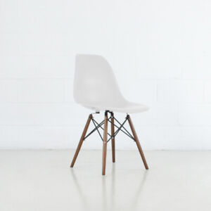 WHITE REPLICA EAMES DINING CHAIRS FOR $35 ONLY!!!
