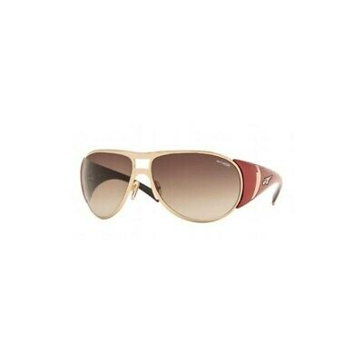 Arnette Juice 3053-572/13 Light Gold with Brown Gradient Aviator Sunglasses