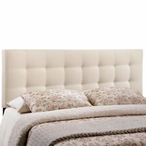 Modway Lily Queen Fabric Headboard Only MOD-5041-IVO