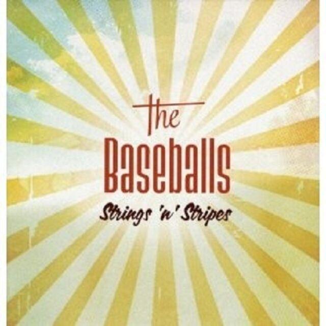 "THE BASEBALLS ""STRINGS 'N' STRIPES"" LP VINYL NEU"