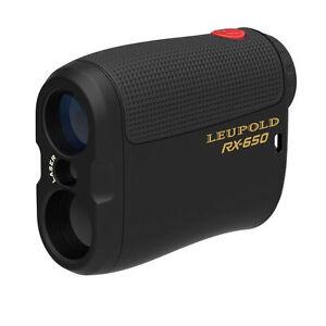 FREE SHIIPPING! Leupold RX-650 Micro Laser Rangefinder 12046