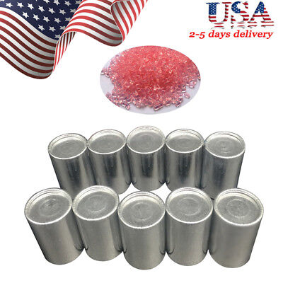 Dental Materials Denture Flexible Acrylic Without Blood Streak 10cansbag Usa
