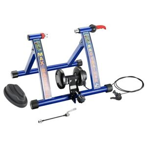 RAD Cycle Products MAX Racer Pro Bicycle Trainer Work Out with 7