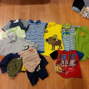 6-12 months bundle- boys