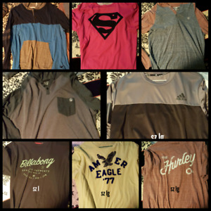 Clothes forsale mske an offer