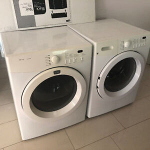 Frigidaire front load washer dryer for sale