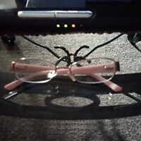 Girls Glasses Found