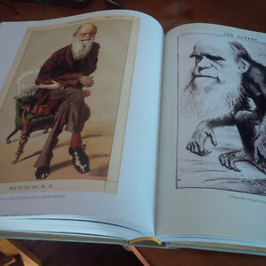 Charles Darwin On Origin of Species, Illustrated Edition, 2008 Kitchener / Waterloo Kitchener Area image 3