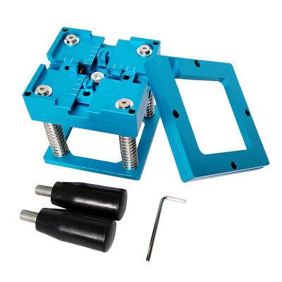 Pro Bga Reballing Repair Stencil Soldering Station Kits For 90mm Stencils