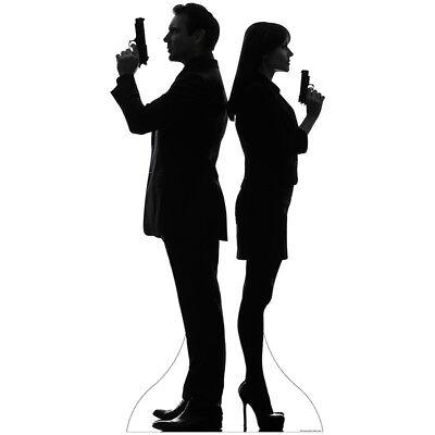 Опоры и сценическое SECRET AGENT COUPLE