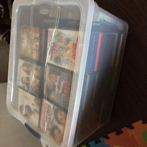 Over 120 DVD's in Great Condition Including TV Series for $120!