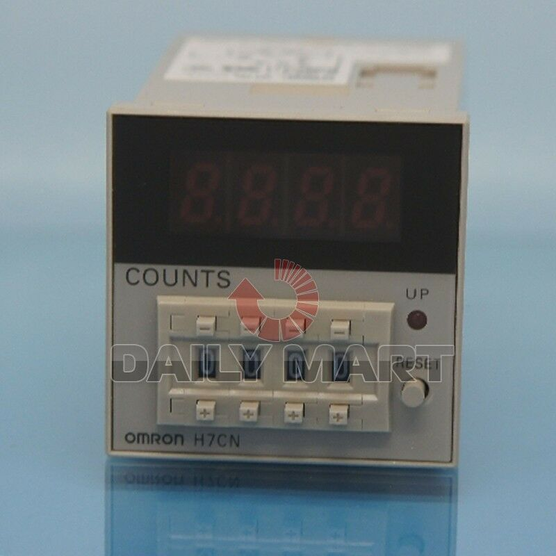 Original New & Free Ship OMRON H7CN-XHN H7CNXHN 100-240VAC Counter Count