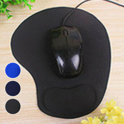 Ergonomic Best Comfort Wrist Shroud Gaming Mouse Pads For Computer Laptop