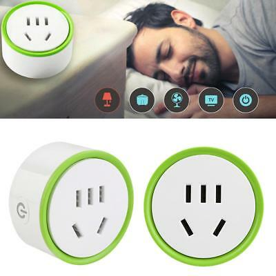 WiFi Smart Phone Remote Control Timer Switch Power Socket Outlet Plug GL