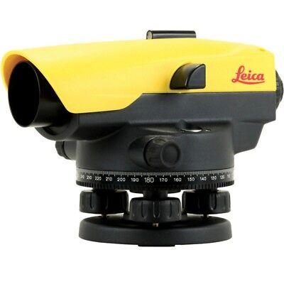 Leica Na520 360-degree Auto Level With Hard Case 840384
