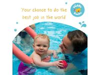 Baby and Pre-school Swimming Teacher - training provided