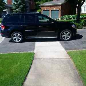 2009 Mercedes-Benz GL-Class 450 SUV, Crossover