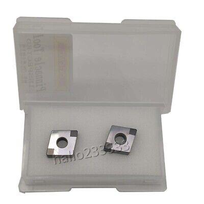 2pcs Cnmg120404 Cbn Cnmg431 Diamond Cutting Tool Pcd Inserts Hardened Steel