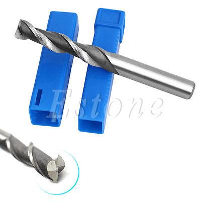 Hot Extra Long 10mm 2 Flute Hss Aluminium End Mill Cutter Cnc Bit Extended