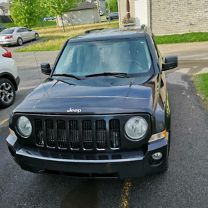 Jeep Patriot 2010 4x4 Sport