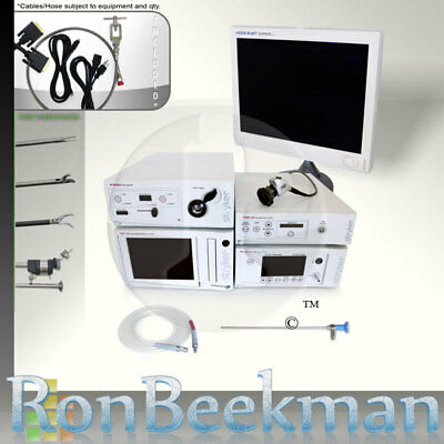 Stryker 1088 Laparoscopy System X7000 40l Sdc Laparoscopic Endoscopy Endoscopic