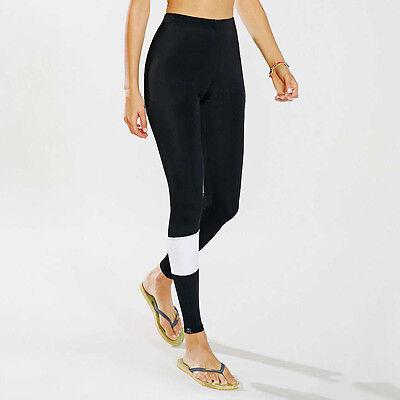 #3 Black+White ★Elastic Skinny Trouser