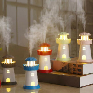 Classic Lighthouse Air Humidifier & Aromatherapy Diffuser
