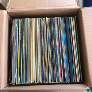 Vinyl Record Collection - 60s, 70s & Classical
