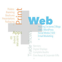 I want to be your communications partner - Web, Apps, Print, Etc