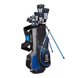 FS: New Lynx Predator 17 Piece Complete Golf Set.