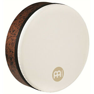 "Meinl FD14T-D-TF 14"" Deep Shell Tar Frame Drum W/ Synthetic Head"