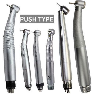 Dental E-generator Led Fiber Optic High Speed Handpiece Push 4h2h Kavo Nsk Type