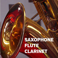 Learn to Play Saxophone, Flute or Clarinet